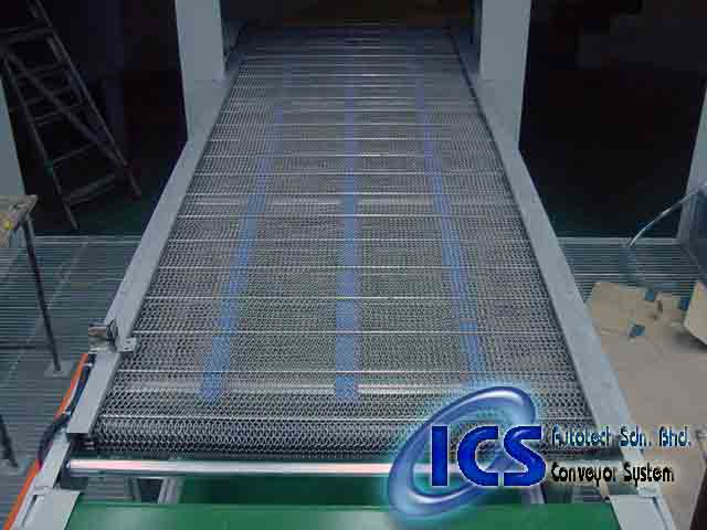 wire mesh conveyor ics autotech sdn bhd. Black Bedroom Furniture Sets. Home Design Ideas